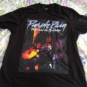 Price Brand Purple Rain Tshirt